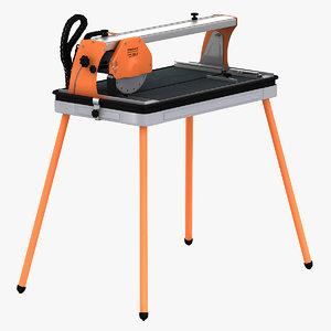 c4d electric tile cutter