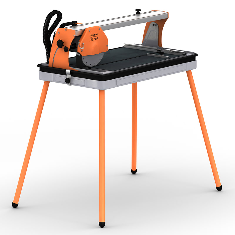 c4d electric tile cutter