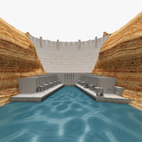 Hydroelectric Dam 1