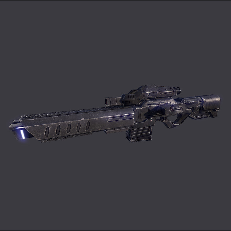 obj lr-46 rifle