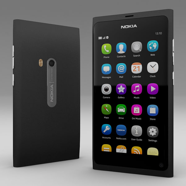 Nokia N9 at CES: what does Google know that we don't? | AndroidPIT | 600x600