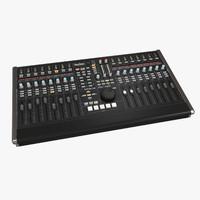 ssl nucleus studio console 3d max
