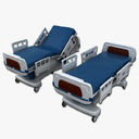 Hospital Bed 2