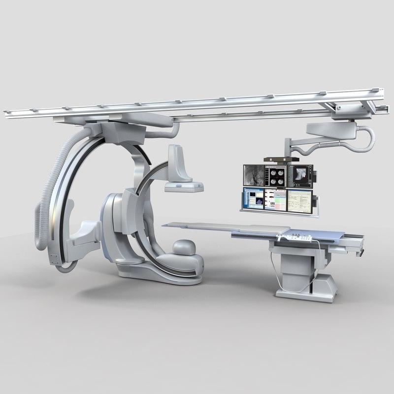 angiography x-ray obj