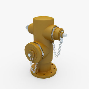hydrant street 3ds