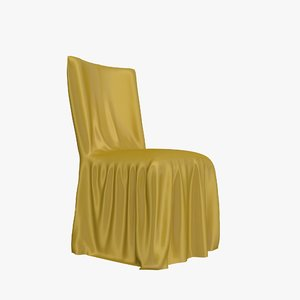 obj restaurant chair