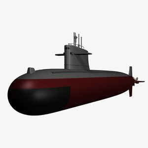 091 submarine 3ds free