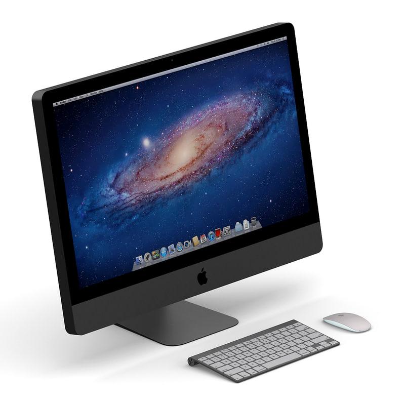 max apple imac set