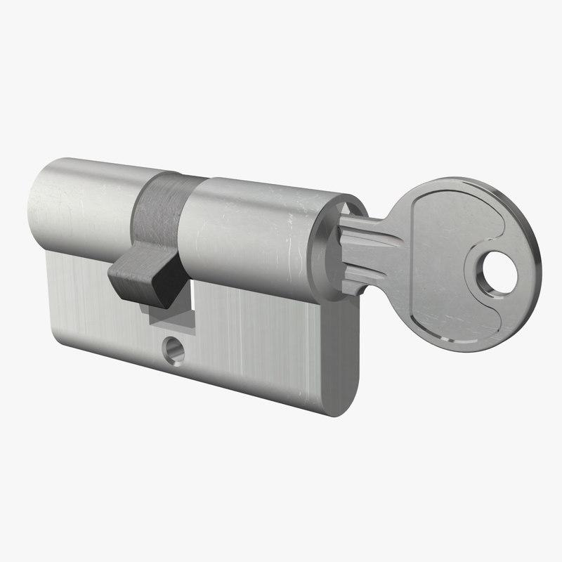 lwo euro cylinder lock