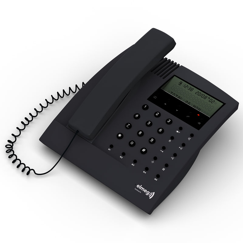 3d max ip telephone elmeg ip290