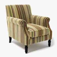Crate and Barrel - Suffolk Chair
