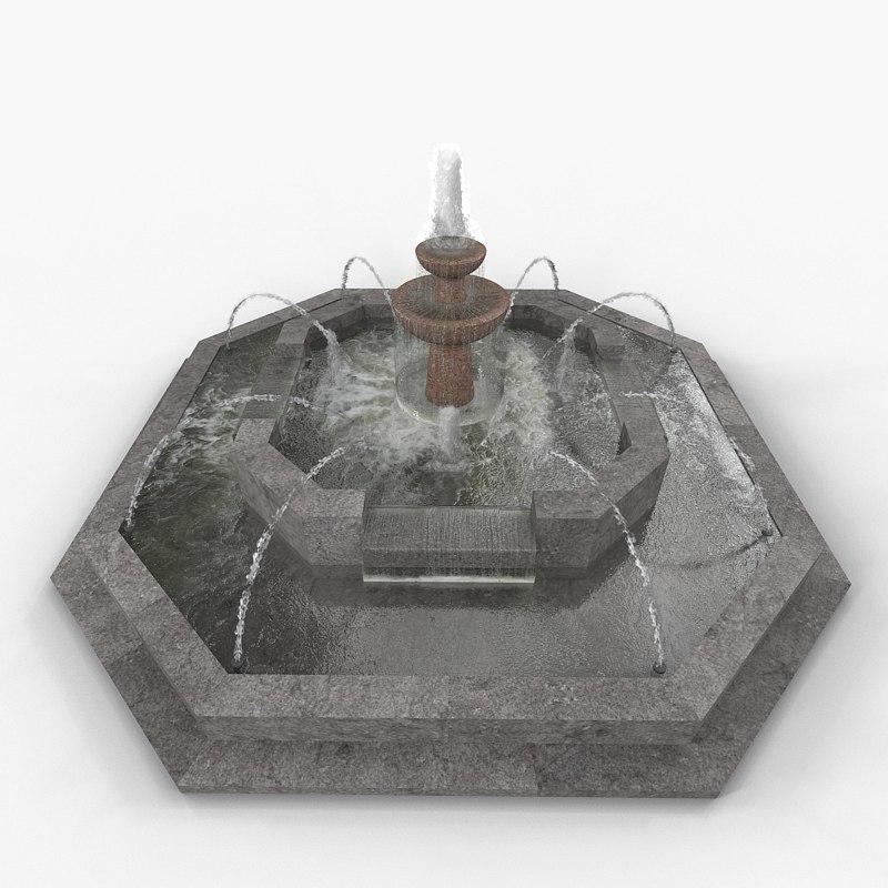 max public water fountain