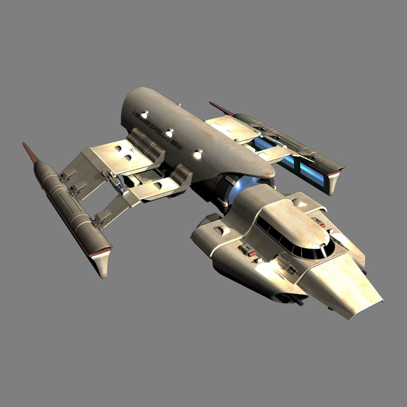 starship space cruiser max