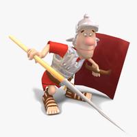 games big nose roman soldier max