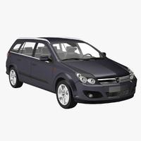 Opel Astra Caravan 2005