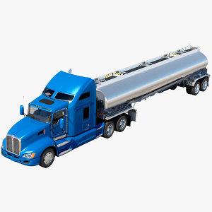 3d t 660 fuel tank