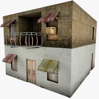 3d model iraq house