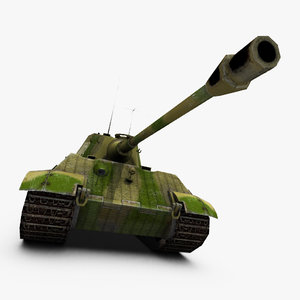 lwo king tiger tank