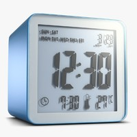 Alarm Clock Lexon Box