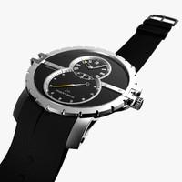 3d luxury watch jaquet droz