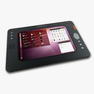 c4d tablet pc