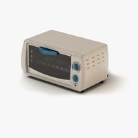 White Toaster Oven