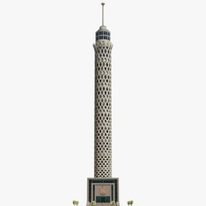cairo tower egypt max