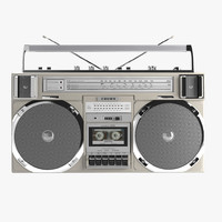 Crown CSC-950L Boombox