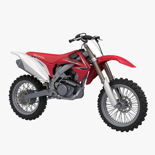 motocross honda crf max