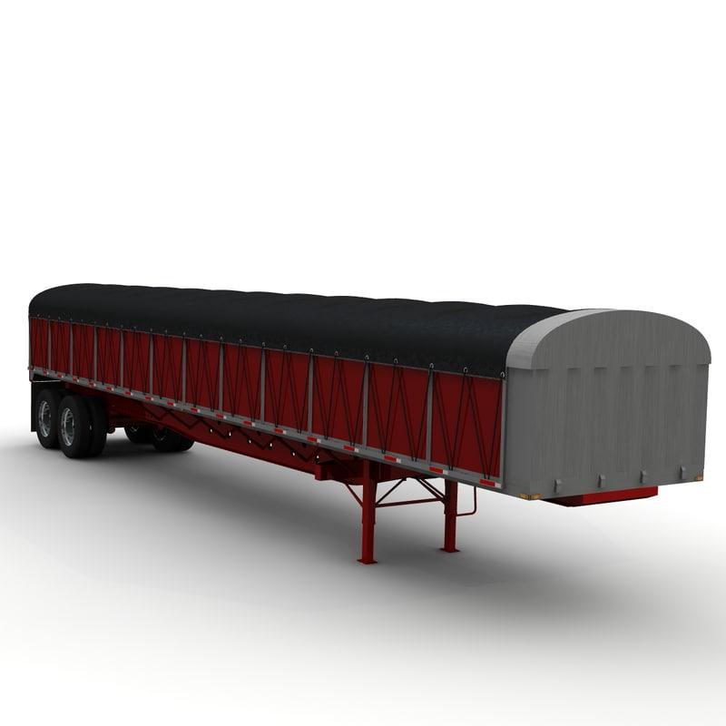 3d transcraft eagle trailer
