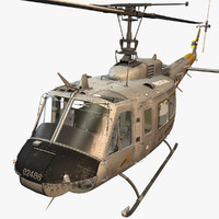 Uh-1h  Air Force