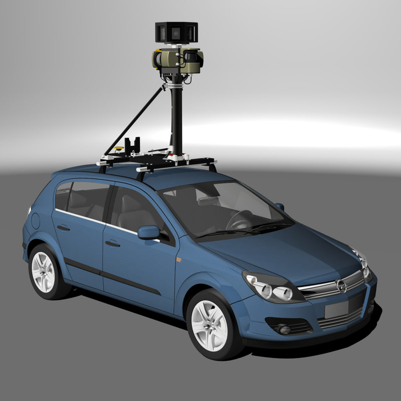 3ds max opel astra