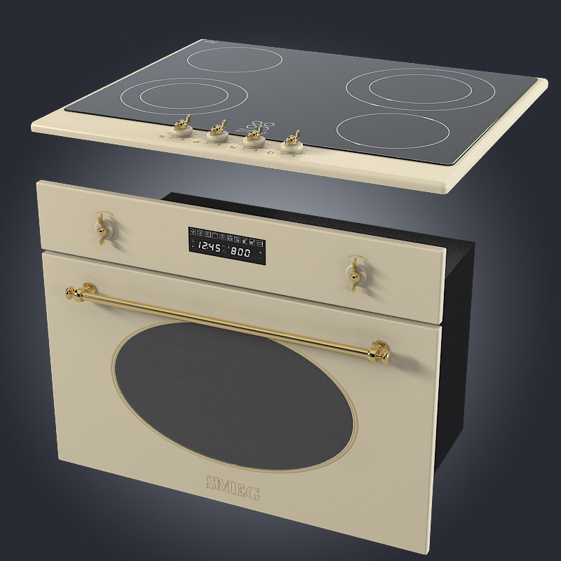 downdraft ventilation cook tops