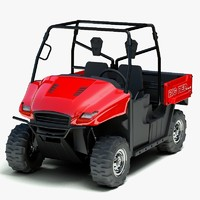 honda big red 3d 3ds