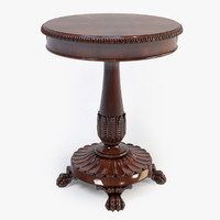 Ralph Lauren Conservatory Garden Lamp Table