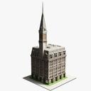 19th Century American Building(1)
