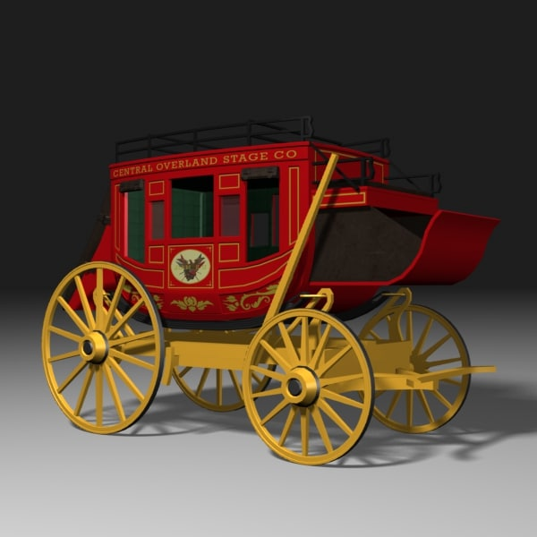 stagecoach carriage max