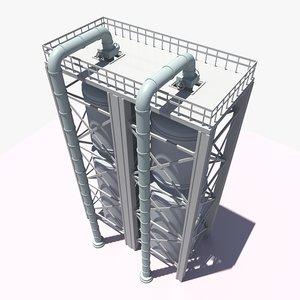 3d factory industrial
