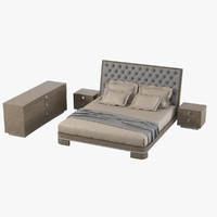 Giorgio Sunrise Bedroom Furniture Set