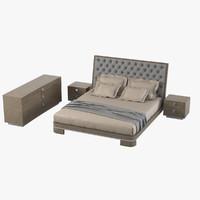 Giorgio Sunrise Bedroom Furniture Set