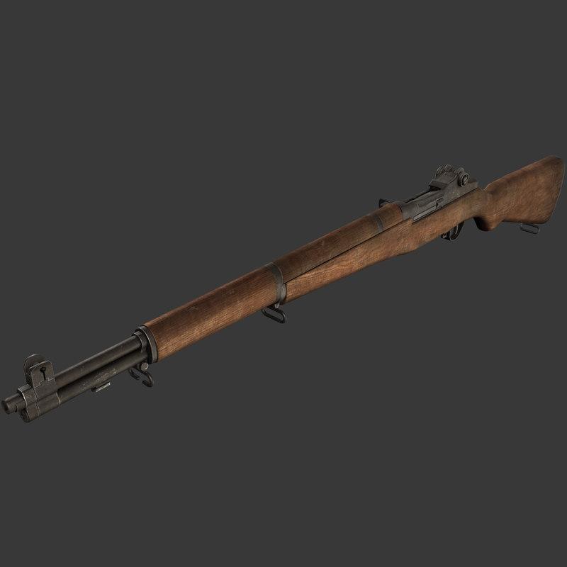 ready gun rifle max