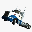 large goods vehicle 3D models