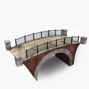 3d max bridge arc