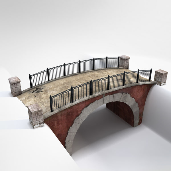 3d max bridge arc