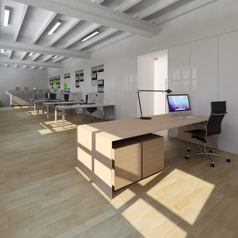 max office interior