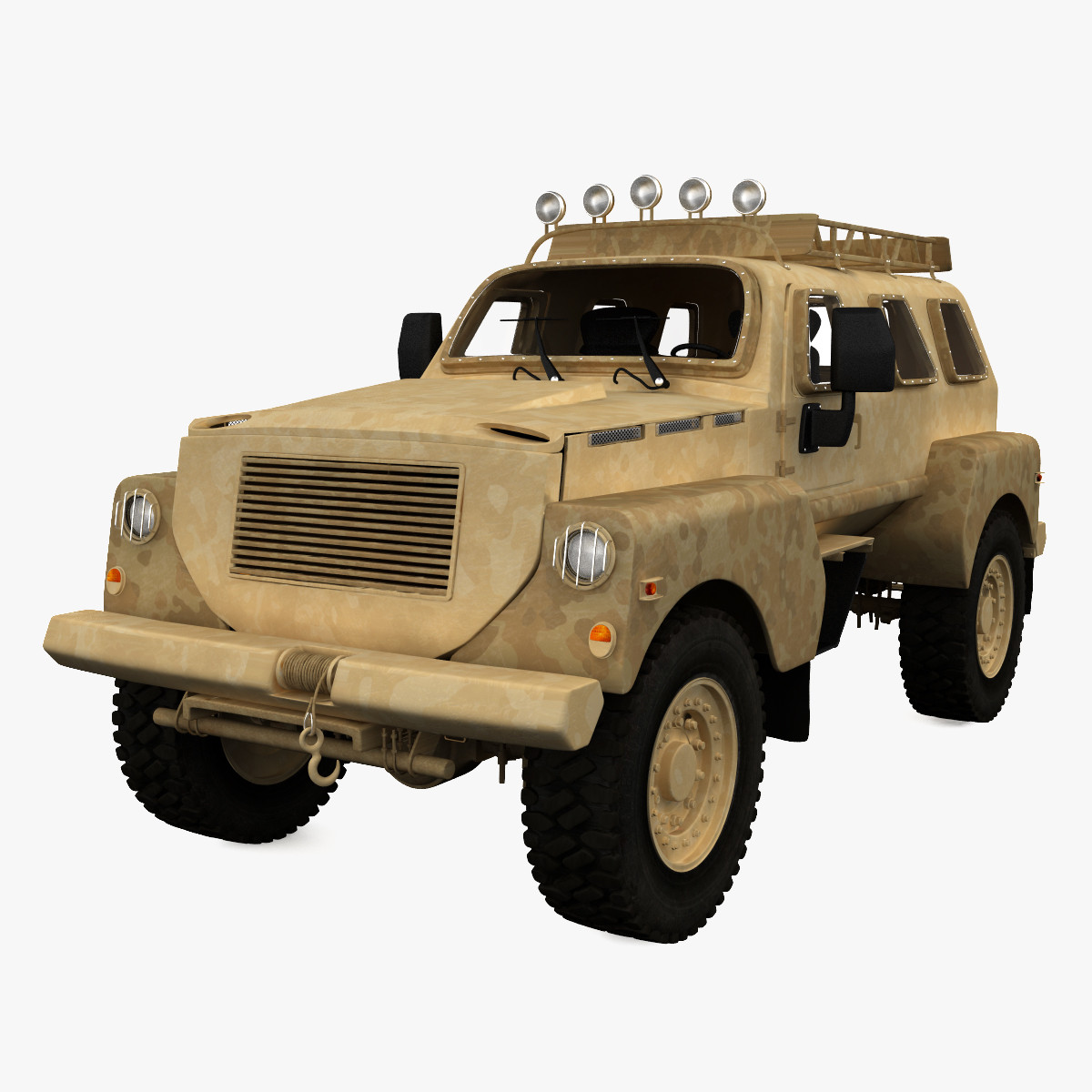 3d cheetah mmpv armoured vehicle