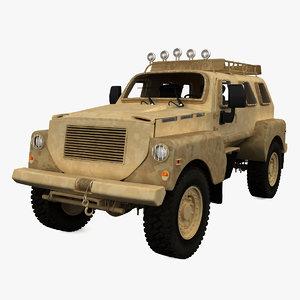 3d cheetah mmpv armoured vehicle