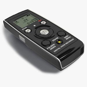 dictophone 3d 3ds