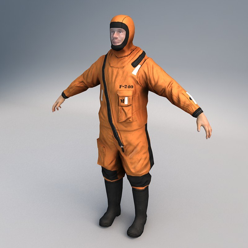 max livesaving suit
