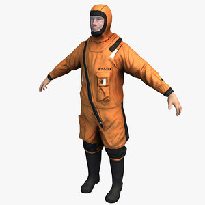 max livesaving suit